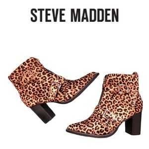 NIB Steve Madden, Leopard - Perfect for Fall!!